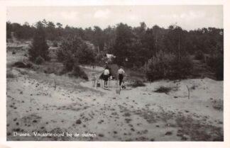 Ansichtkaart Drunen Vacantie-oord bij de duinen 1950 HC15715