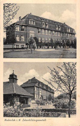 Ansichtkaart Duitsland Wadersloh i. W. Lehrerbildungsanstalt Deutschland Europa HC15849