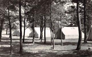 Ansichtkaart Beekbergen Kamp De Wildwal Bond Gereformeerde Jeugd Organisaties 1957 Camping HC15866