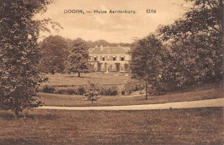 Ansichtkaart Doorn Huize Aardenburg 1915 HC15901