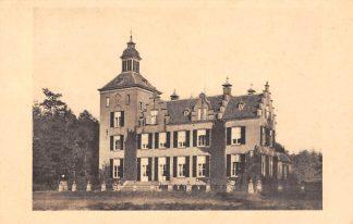Ansichtkaart Doorn De Zonheuvel Westgevel 1938 Kasteel HC15904