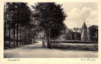 Ansichtkaart Amersfoort Oud-Leusden 1939 HC15908