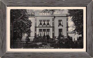 Ansichtkaart Mijdrecht Huize van Wieringen 1912 HC15920