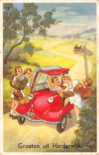 Ansichtkaart Harderwijk Groet uit HC15935