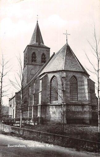 Ansichtkaart Buurmalsen Ned. Hervormde Kerk 1975 Betuwe HC15936