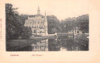Ansichtkaart Lochem De Cloese Kasteel HC15947