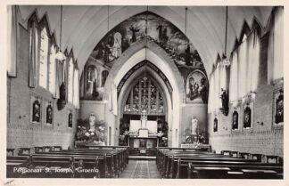 Ansichtkaart Groenlo Pensionaat St. Joseph Type fotokaart 1955 HC15958