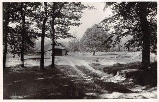 Ansichtkaart Elspeet Schaapskooi 1947 Veluwe HC15962