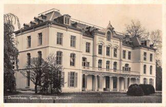 Ansichtkaart Doetinchem Gem. Lyceum Ruimzicht 1956 School HC15969