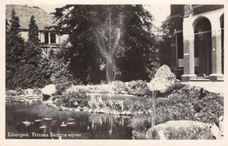 Ansichtkaart Eibergen Prinses Beatrix vijver 1948 HC15971