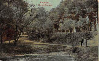 Ansichtkaart Hoog-Soeren Pomphul 1912 HC15972