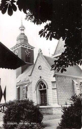 Ansichtkaart Terborg Ned. Herv. Kerk 1965 HC15981