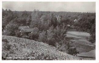 Ansichtkaart Nijverdal Gezicht op Trompweg 1950 HC15992