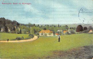 Ansichtkaart Beek bij Nijmegen Panorama 1912 HC16001