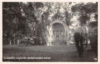 Ansichtkaart Nijmegen Valkhof Barbarossa Ruine 1931 HC16006