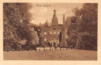 Ansichtkaart Laag-Keppel Huize Keppel Kasteel 1928 HC16011