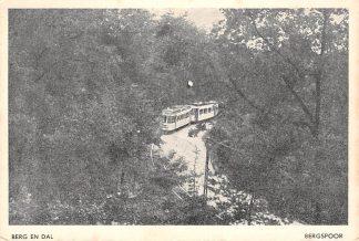 Ansichtkaart Berg en Dal Bergspoor Tram Nijmegen HC16032