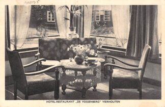 Ansichtkaart Vierhouten Hotel - Restaurant De Vossenberg HC16043
