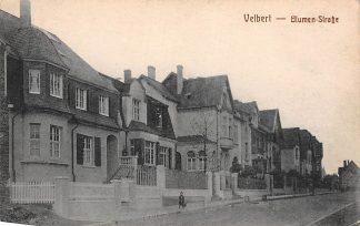 Ansichtkaart Duitsland Velbert Blumen-Strasse Deutschland Europa HC16075