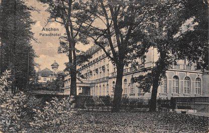 Ansichtkaart Duitsland Aachen Palast hotel Deutschland Europa HC16107