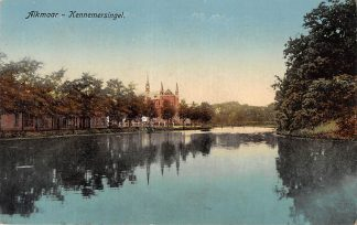 Ansichtkaart Alkmaar Kennemersingel 1919 HC16108