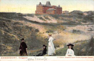 Ansichtkaart Zandvoort Duingezicht 1905 HC16127