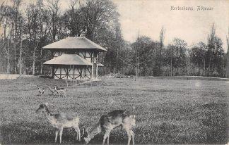 Ansichtkaart Alkmaar Hertenkamp 1906 HC16129