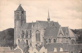 Ansichtkaart Tholen Ned. Hervormde Kerk HC16159