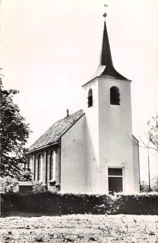 Ansichtkaart Roderwolde Ned. Hervormde Kerk 1968 HC16208