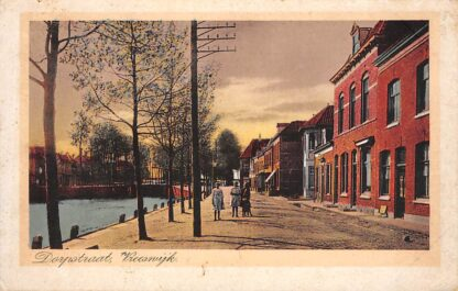 Ansichtkaart Vreeswijk Dorpstraat 1926 HC16219