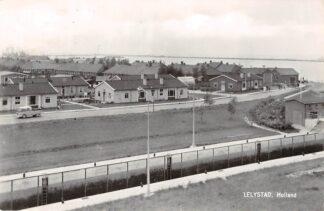 Ansichtkaart Lelystad Holland Flevoland IJsselmeer 1964 HC16227