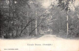 Ansichtkaart Doorn Entree Oostzijde HC16292