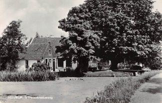 Ansichtkaart Reeuwijk 's-Gravenbroekseweg 1967 HC16373