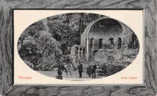 Ansichtkaart Nijmegen Ruine Valkhof 1910 HC16462