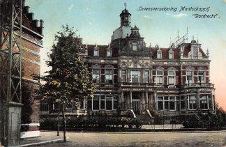 Ansichtkaart Dordrecht Levensverzekering Maatschappij Dordrecht 1914 HC16467