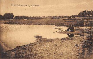 Ansichtkaart Uddel Het Uddelermeer by Apeldoorn Veluwe HC16477