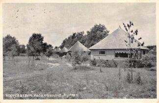 Ansichtkaart Voorthuizen Vacantieoord Nijman 1958 Veluwe HC16497