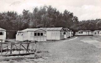 Ansichtkaart Huizen Groet uit Kamp Valkeveen 1964 HC16500
