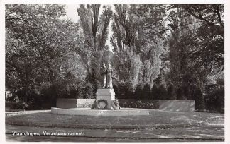 Ansichtkaart Vlaardingen Verzets monument HC16502