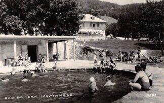 Ansichtkaart Oostenrijk Bad Goisern Schwimmbad Fotokaart Osterreich Austria Europa HC16549