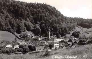 Ansichtkaart Oostenrijk Lauffen Bad Goisern Fotokaart Osterreich Austria Europa HC16550