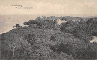 Ansichtkaart Muiderberg Panorama vanaf den Toren 1915 HC16581