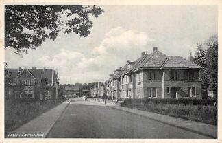 Ansichtkaart Assen Emmastraat 1939 HC16702