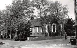 Ansichtkaart Eelde Ned. Hervormde Kerk 1968 HC16708