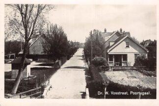 Ansichtkaart Poortugaal Dr. W. Vosstraat Albrandswaard HC16711