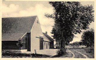 Ansichtkaart Oosterhout (NB) Seters - Dorst Boerderij van A. Jansen 1939 HC16713