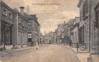 Ansichtkaart Werkendam Hoogstraat 1924 HC16722