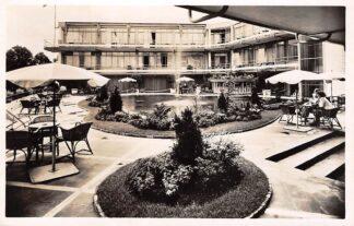 Ansichtkaart Hilversum Grand Hotel Gooiland Daktuin 1946 HC16746