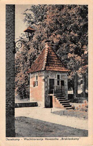 Ansichtkaart Denekamp Wachttorentje Havezathe Breklenkamp 1948 HC16766