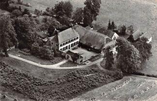 Ansichtkaart Havelte Volkshogeschool Overcinge KLM Luchtfoto no. 18461 1966 HC16775